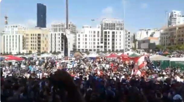 مظاهرات في بيروت (3)