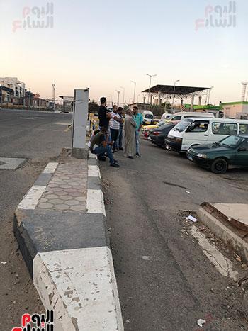 أهالى المصريين ضحايا انفجار مرفأ بيروت (3)