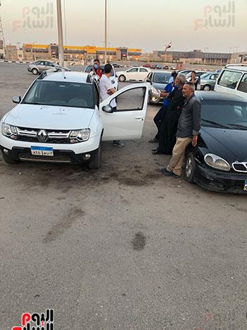 أهالى المصريين ضحايا انفجار مرفأ بيروت (1)