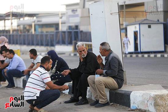 اهالي  ضحايا انفجار بيروت  (10)
