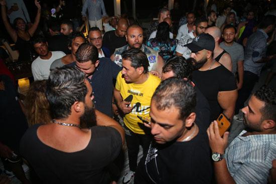 حفل أحمد شيبة بالساحل الشمالى (5)