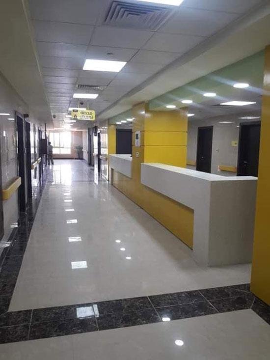 مستشفى-إسنا-التخصصى-تستقبل-الحالات-فى-العيادات-الخارجية-والأقسام-الداخلية-(2)