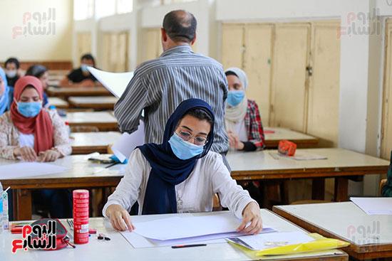 اختبارات القدرات بالجامعات (4)