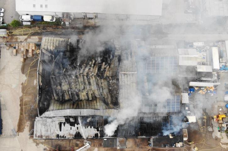 انفجار في بريطانيا (1)