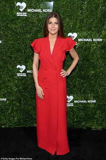 النجمة Marisa Tomei