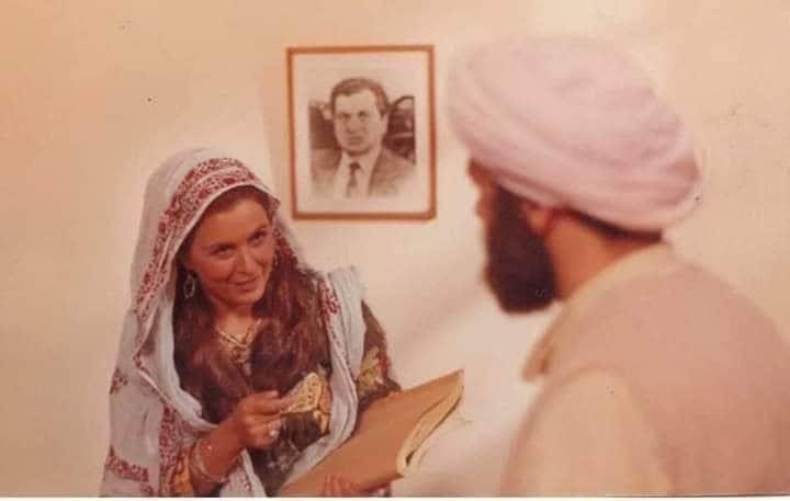 سعاد حسنى من فيلمها الممنوع من العرض أفغانستان لماذا