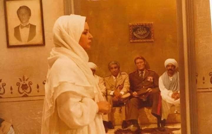 سعاد حسنى من فيلمها الممنوع من العرض أفغانستان لماذا (3)