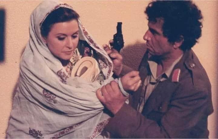 سعاد حسنى من فيلمها الممنوع من العرض أفغانستان لماذا (2)