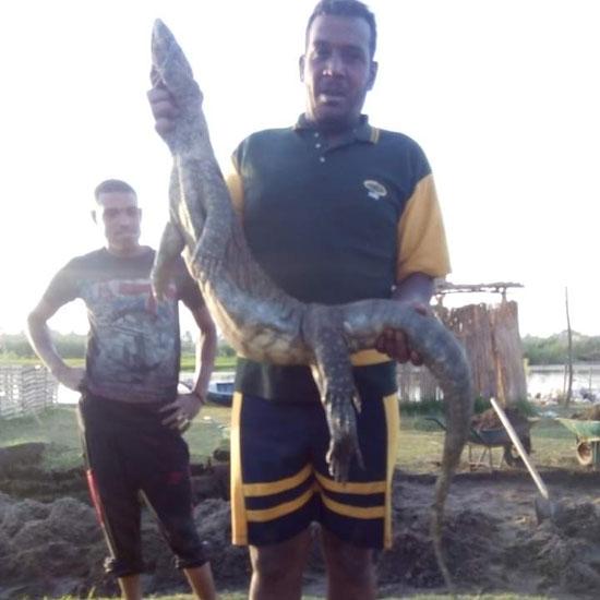 حكاية صياد متطوع لانتشال جثث الغرقى منذ 12 عاما (2)