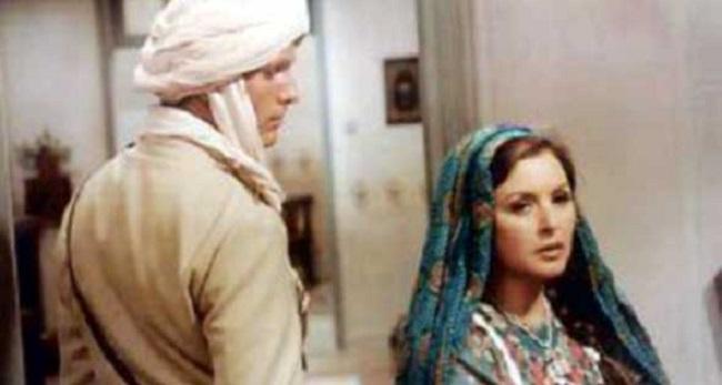سعاد حسنى فى فيلم أفغانستان لماذا