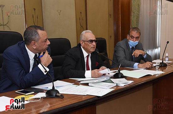 لجنة الشؤون الدستورية والتشريعية (18)