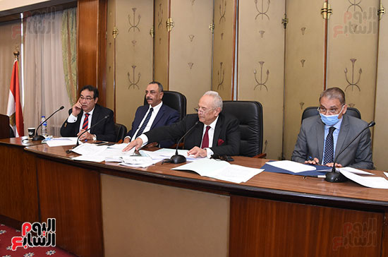 لجنة الشؤون الدستورية والتشريعية (6)
