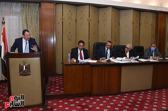لجنة الشؤون الدستورية والتشريعية (13)