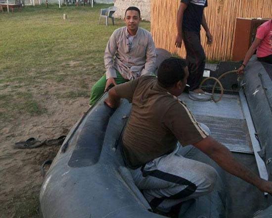 حكاية صياد متطوع لانتشال جثث الغرقى منذ 12 عاما (5)