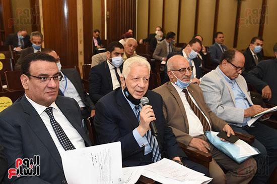 لجنة الشؤون الدستورية والتشريعية (2)