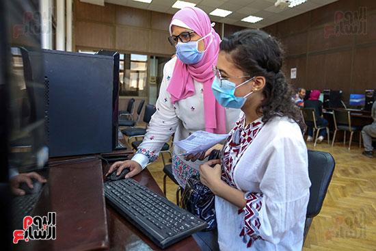 مكتب تنسيق جامعة القاهرة (2)