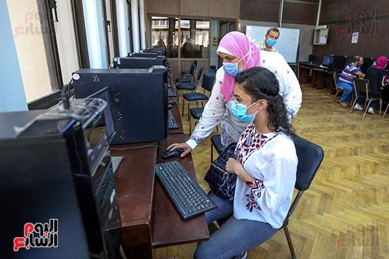 مكتب تنسيق جامعة القاهرة (1)