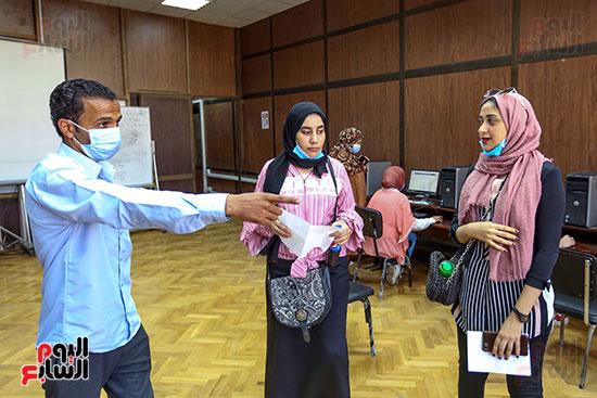 التنسيق في جامعة القاهرة