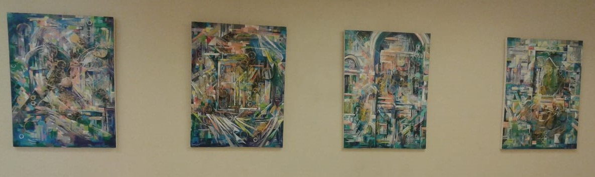 أعمال فنية للدكتورة مروة سيد حسن  (2)