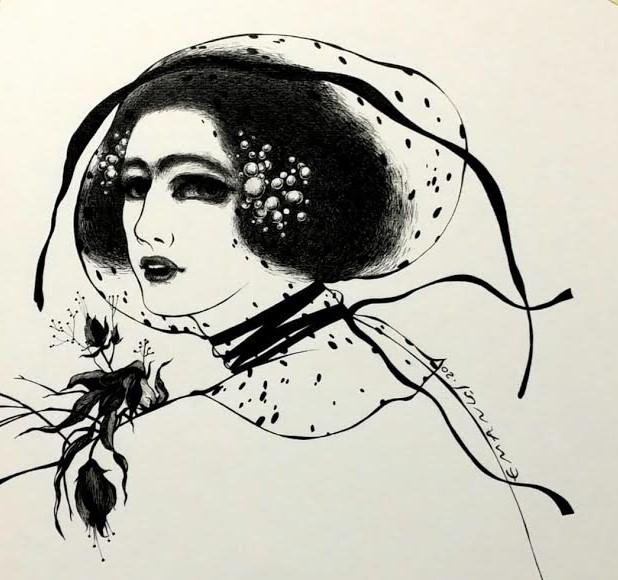 عمل فنى بكلية الفنون الجميلة بالزمالك (3)