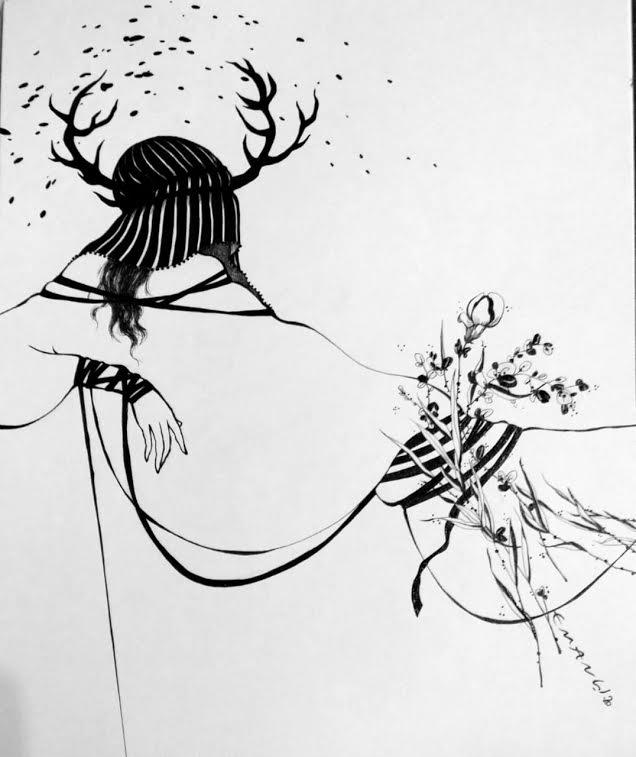 عمل فنى بكلية الفنون الجميلة بالزمالك (4)