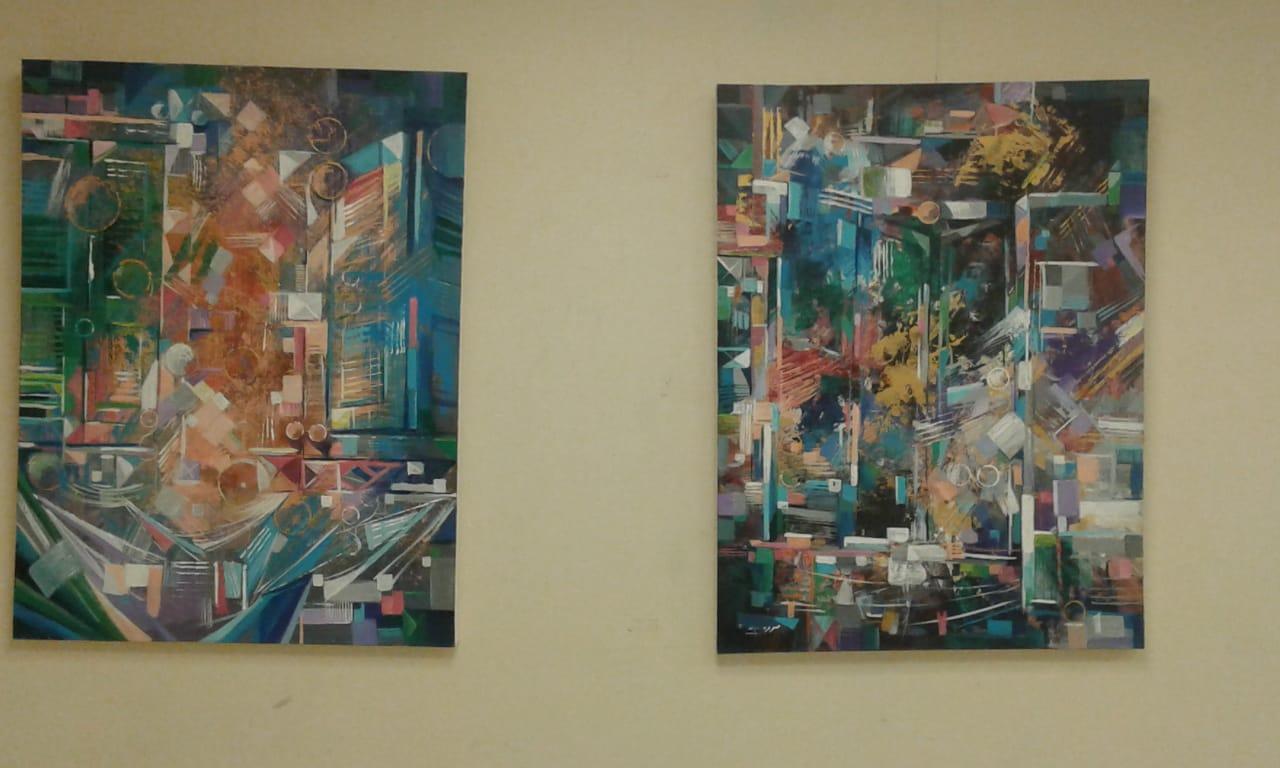 أعمال فنية للدكتورة مروة سيد حسن  (1)