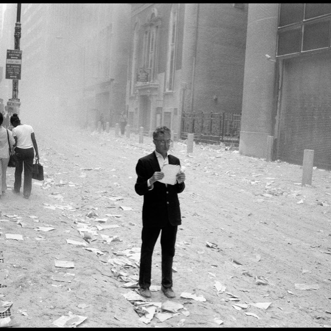 صورة من 11 سبتمبر