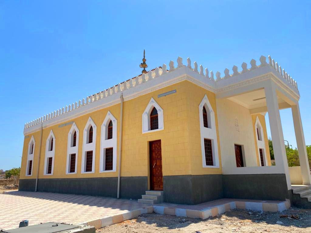 المساجد الجديدة (26)