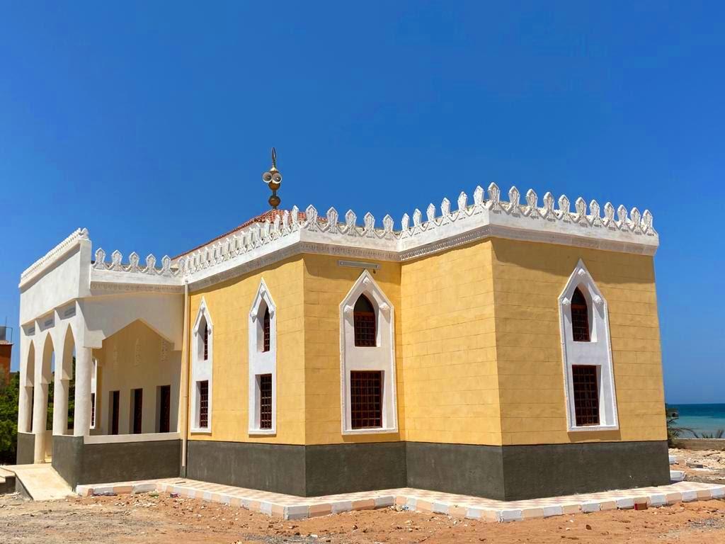 المساجد الجديدة (25)