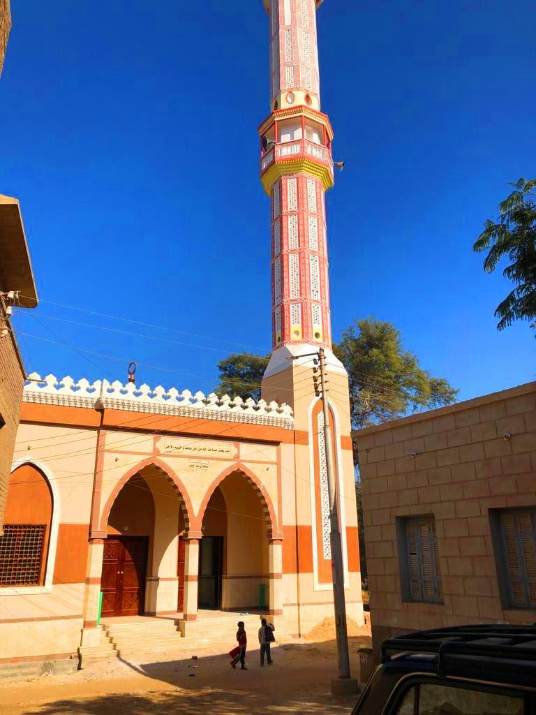 المساجد الجديدة (1)