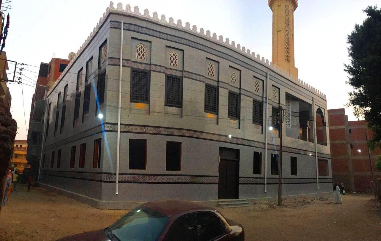 المساجد الجديدة (22)