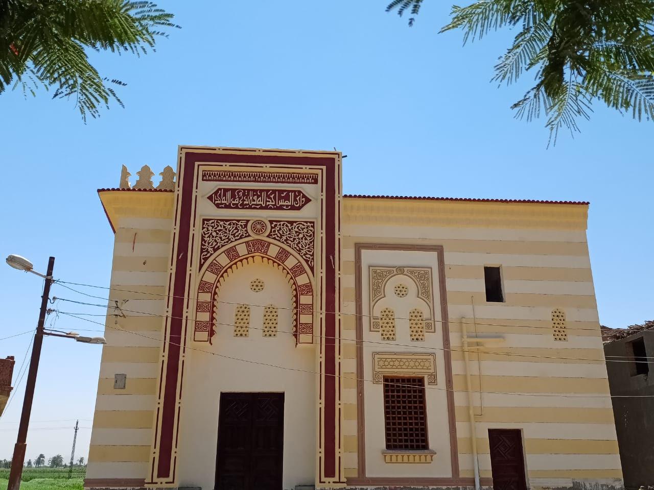المساجد الجديدة (2)