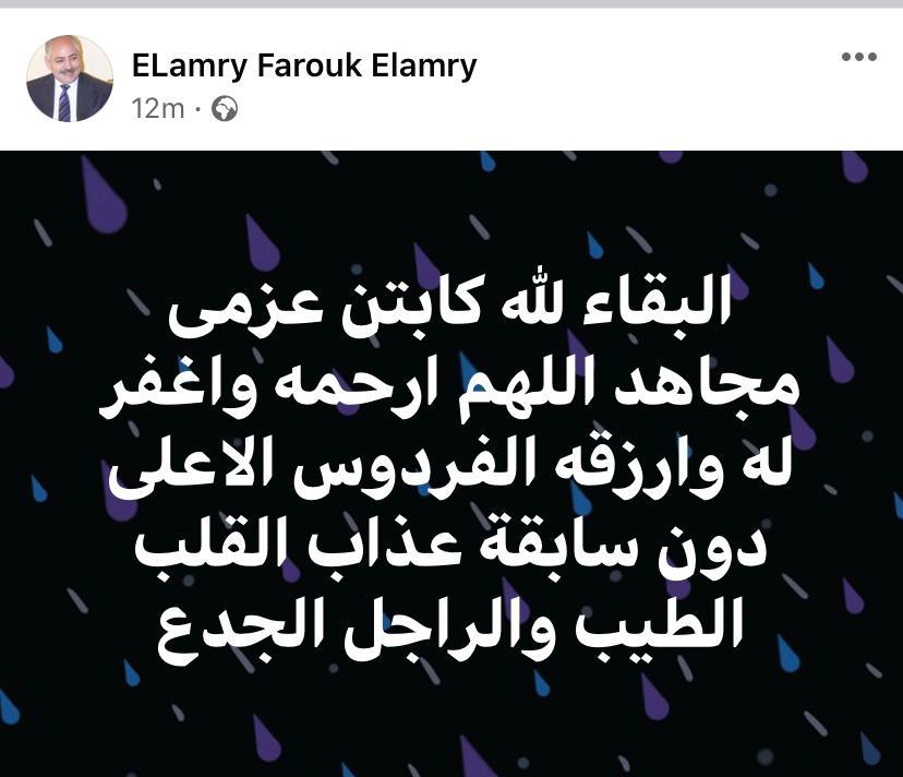 العامرى فاروق