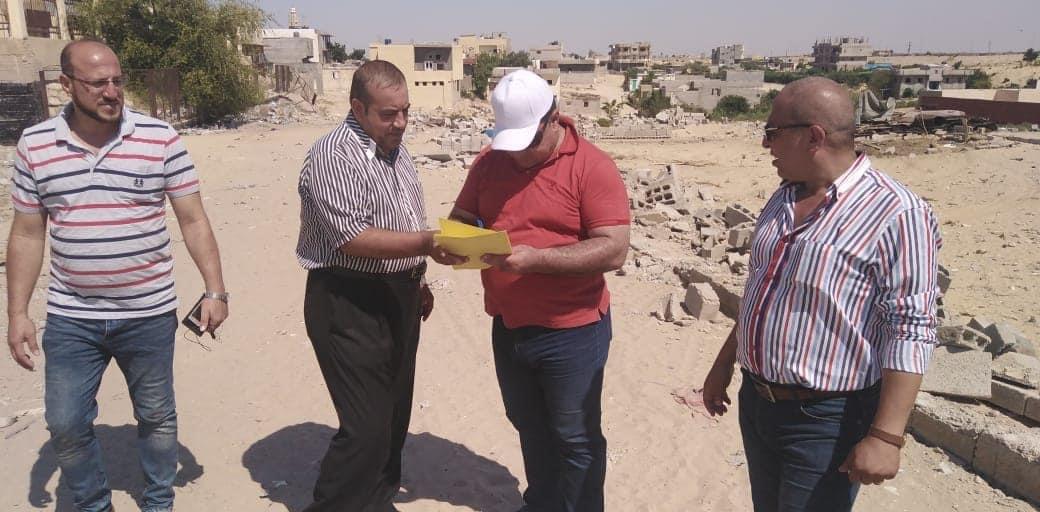 إقبال من الموطنين على التصالح بمخالفات البناء وحملات توعوية  (1)
