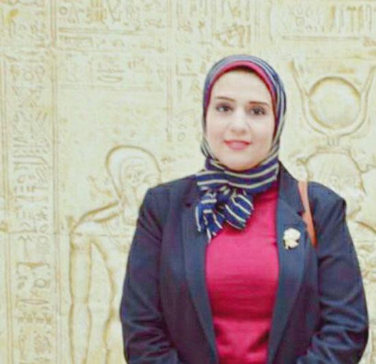 نجلاء محمود عواض