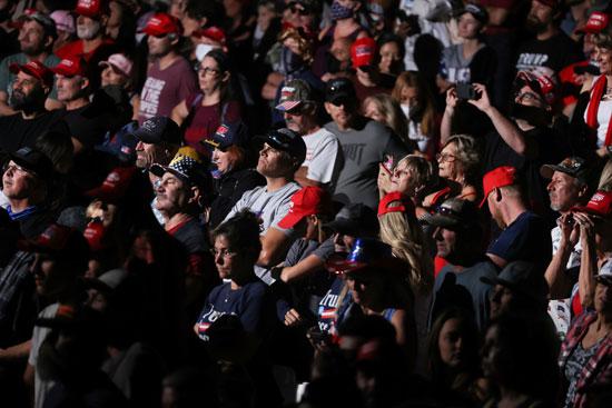حشد انتخابى مؤيد لترامب