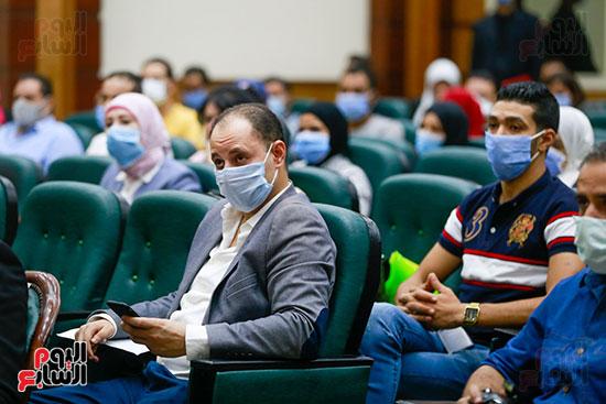مؤتمر وزيرة التضامن  (15)