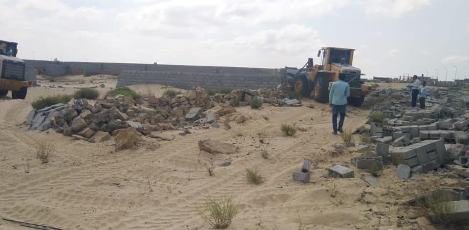 إقبال من الموطنين على التصالح بمخالفات البناء وحملات توعوية  (4)