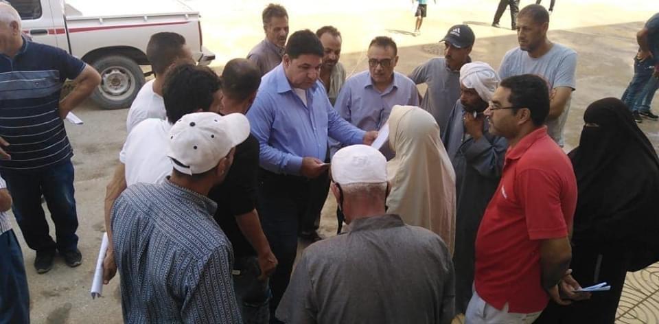 إقبال من الموطنين على التصالح بمخالفات البناء وحملات توعوية  (3)