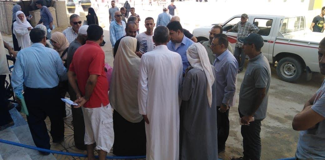إقبال من الموطنين على التصالح بمخالفات البناء وحملات توعوية  (2)
