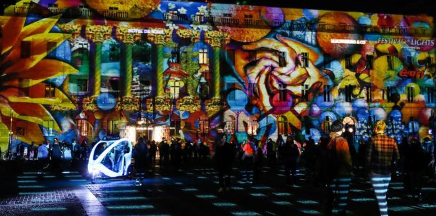 مهرجان الأضواء في برلين