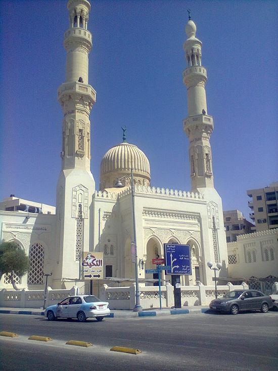 مسجد العوام