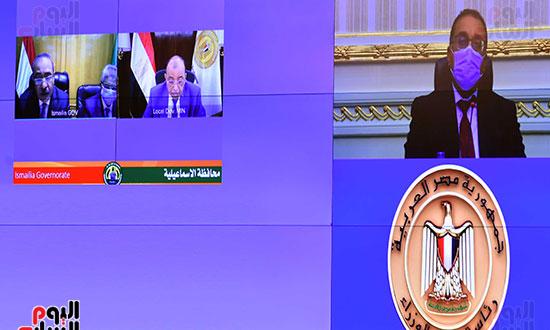 رئيس الوزراء يوجه بدراسة موقف الأراضى المخصصة للجمعيات بالإسماعيلية (5)