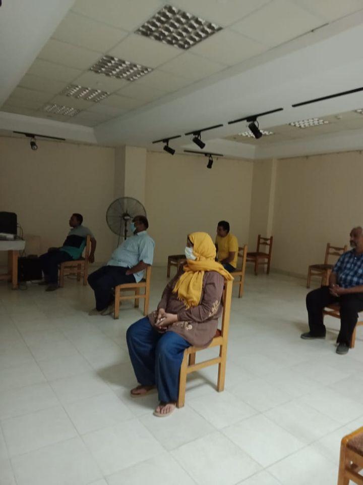 قصور ثقافة الأقصر تعقد محاضرات وندوات حول الإنترنت وتطور المجتمع (5)