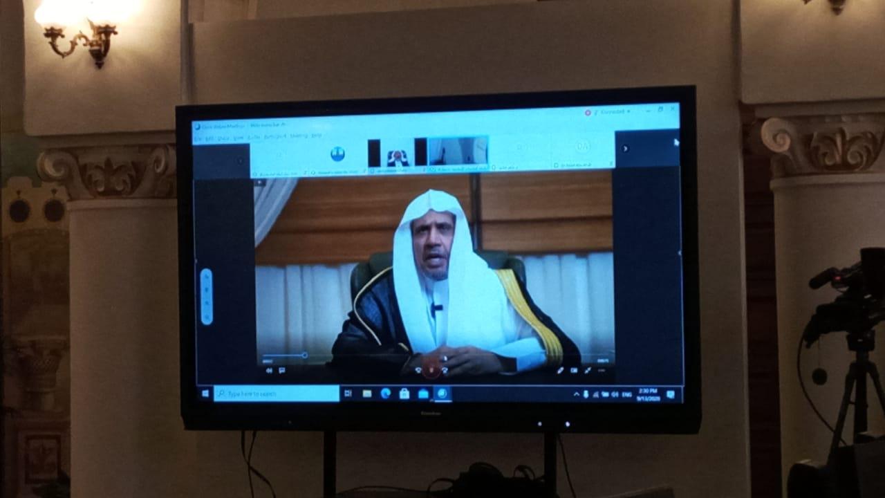مؤتمر رابطة الجامعات الإسلامية (10)