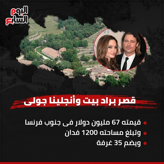 قصر براد بيت