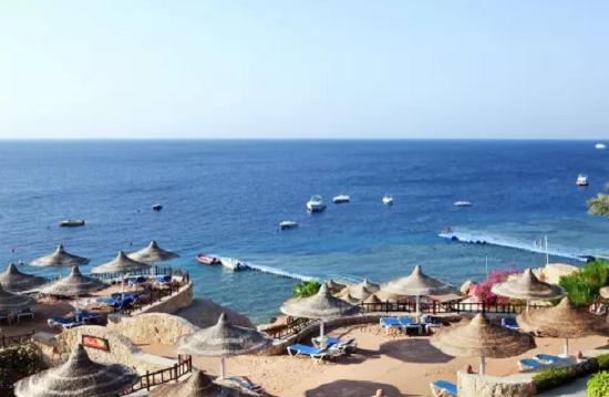 خليج القرش بشرم الشيخ