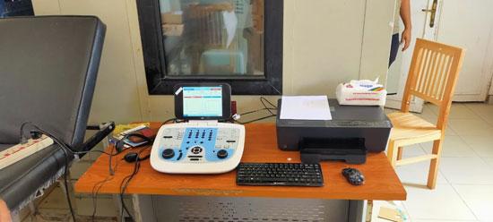وصول معدات وأجهزة طبية (1)