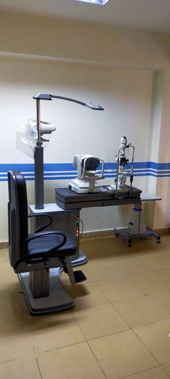 وصول معدات وأجهزة طبية (7)