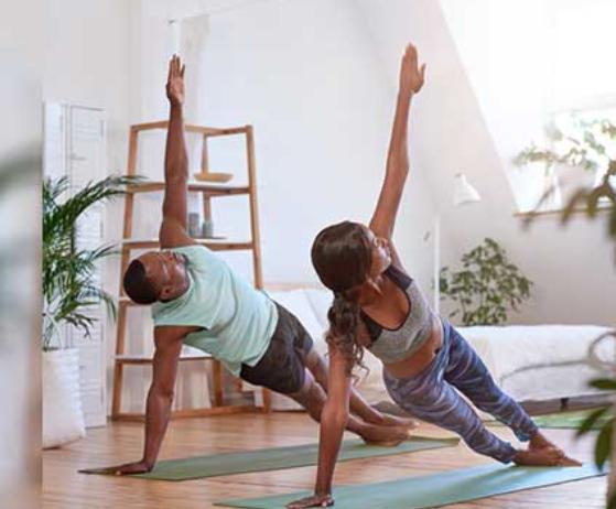 ممارسة التمارين الرياضية بشكل منتظم